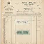 Document administratif Charbon Moulart